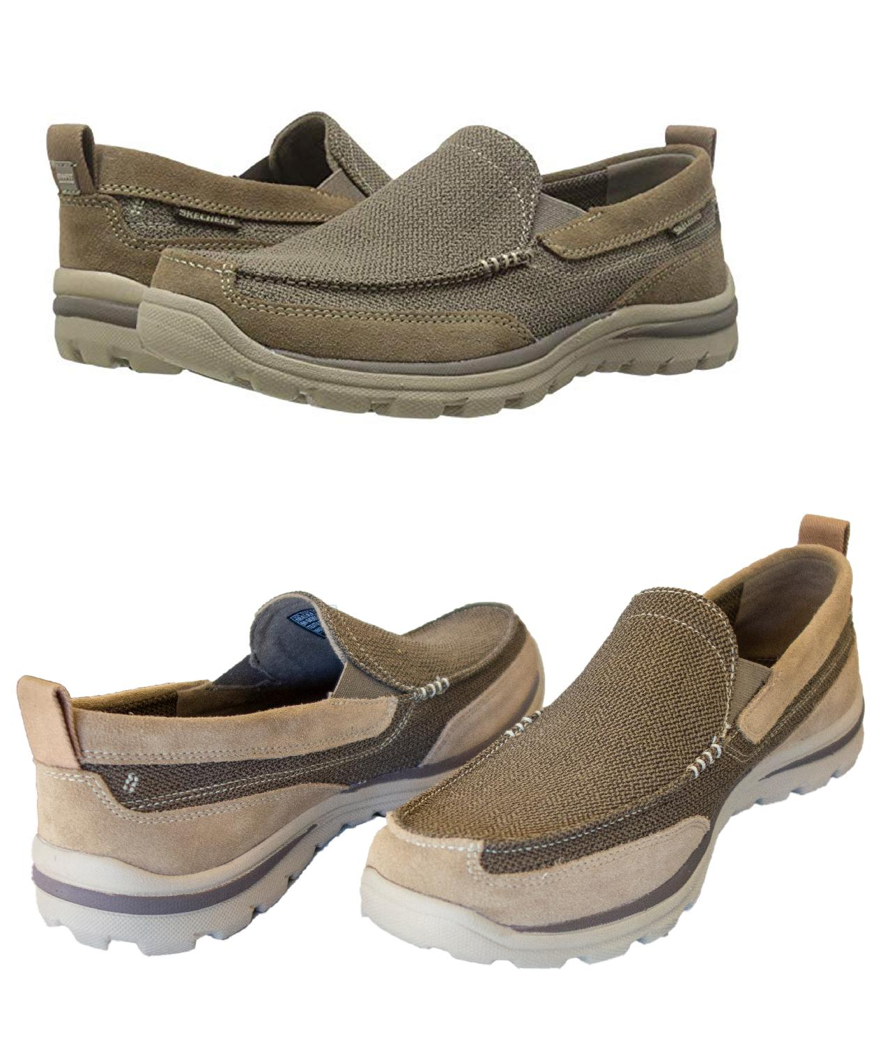 abc5b675 SKECHERS Relaxed Fit Superior - Milford | Zappos.com