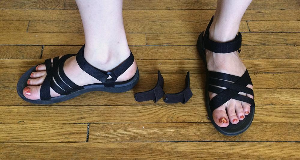 899150557394 Teva Sanborn Sandal Reviews