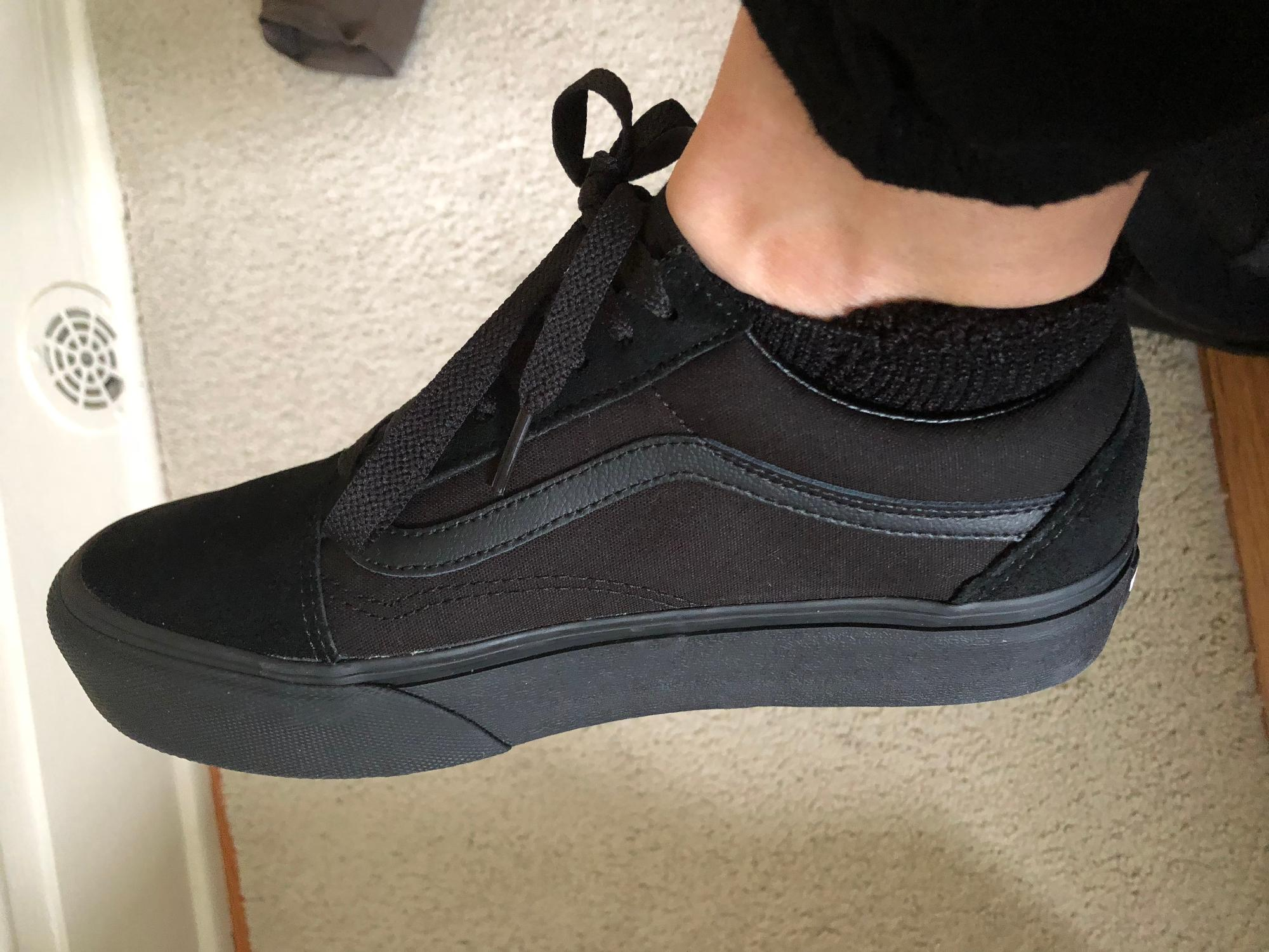 Vans Old Skool Platform Reviews | Zappos.com