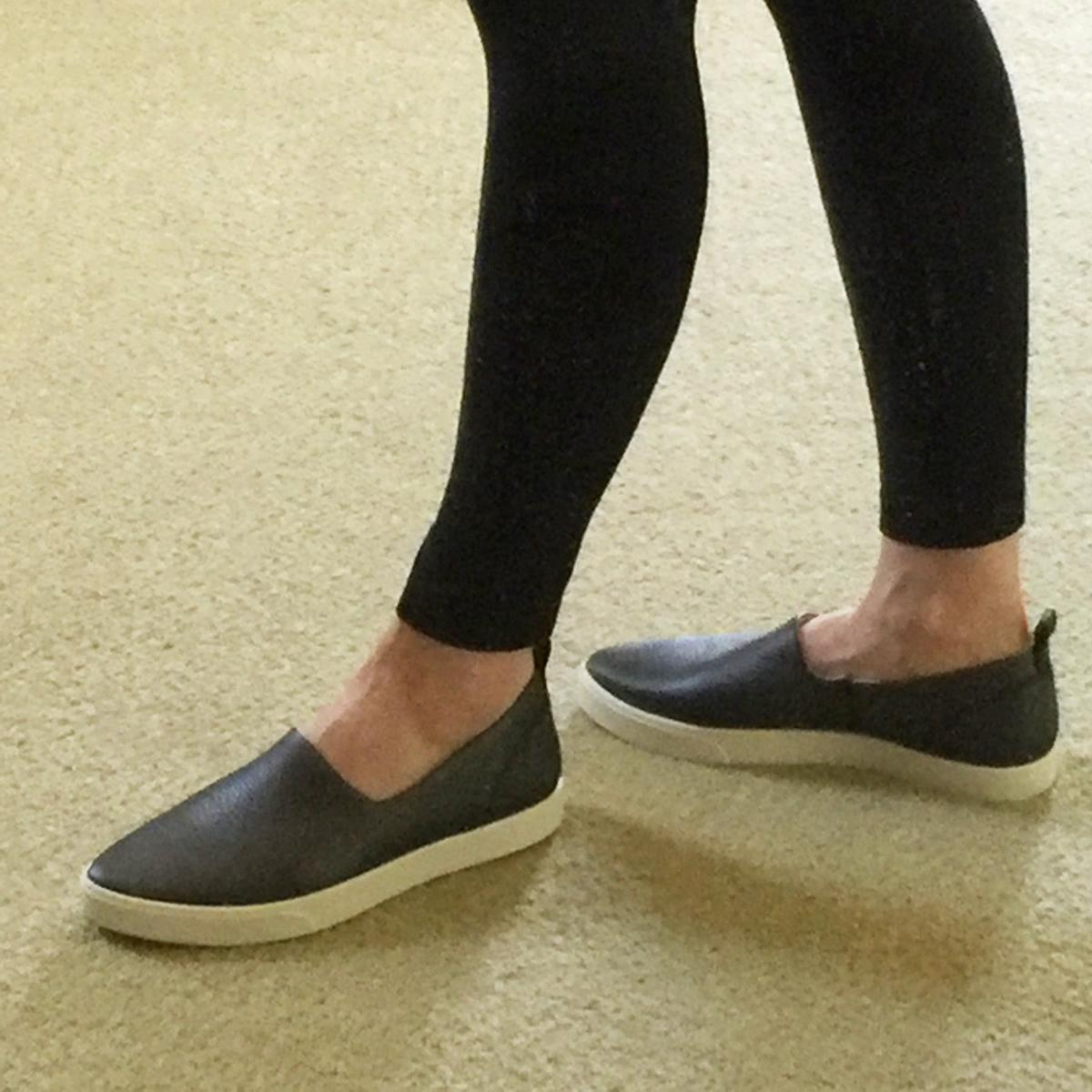 ecco gillian slip on sneaker