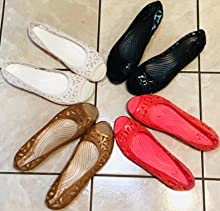 Crocs Isabella Jelly II Flat Reviews