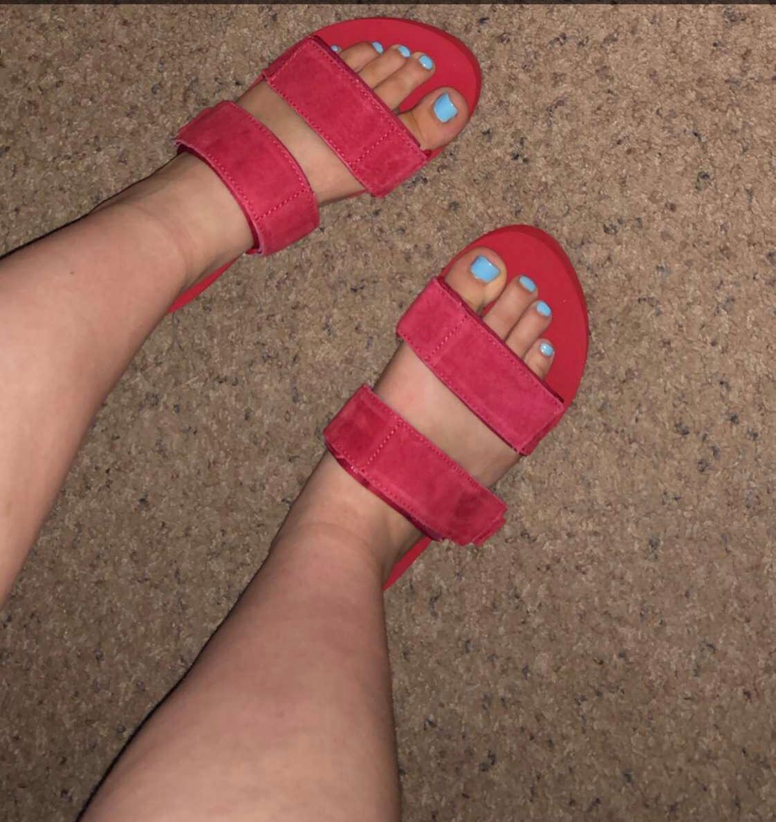 vans cayucas slide sandal