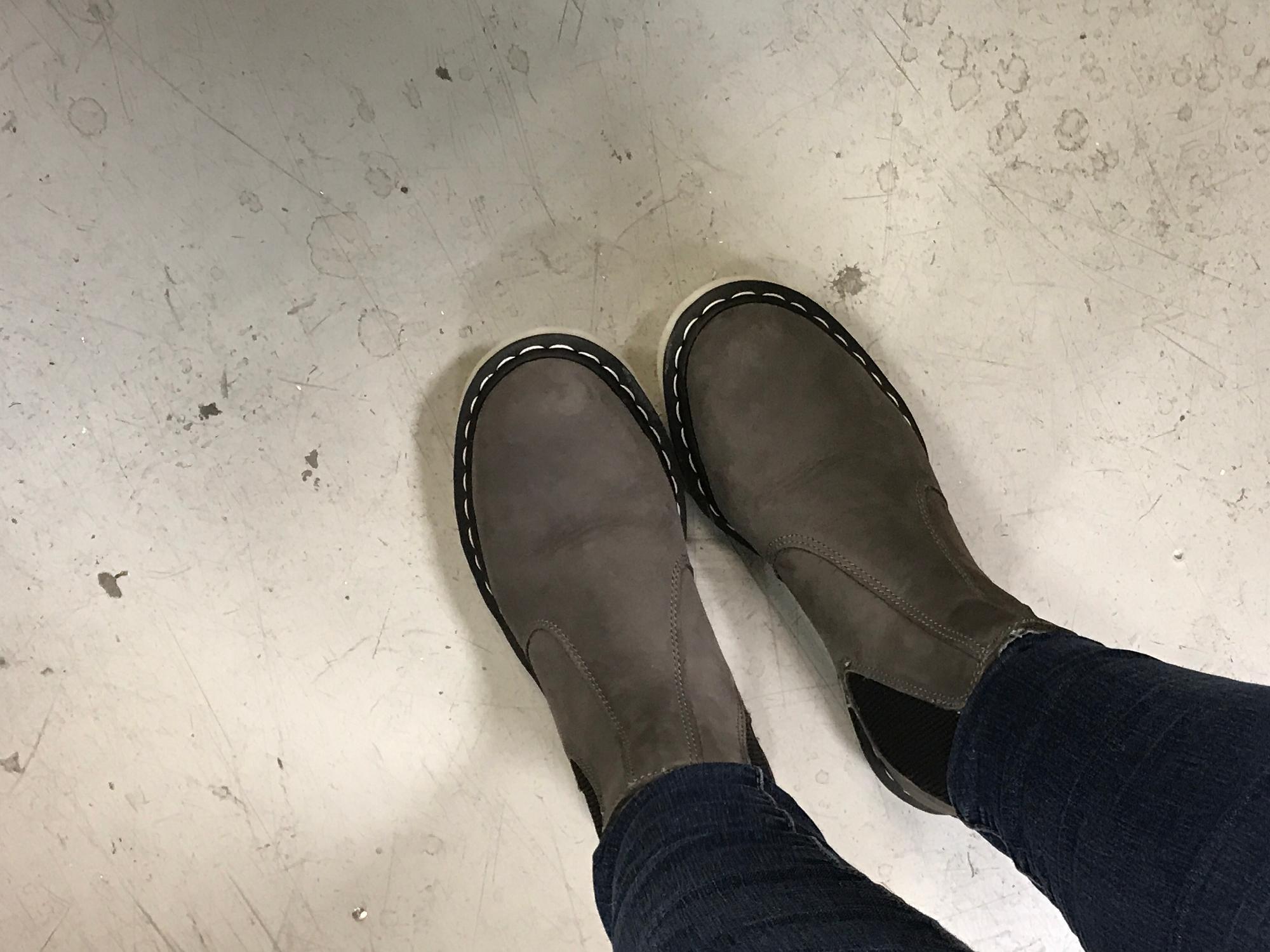 2019 best meet on sale Dr. Martens Work Arbor Steel Toe Chelsea Boot | Zappos.com
