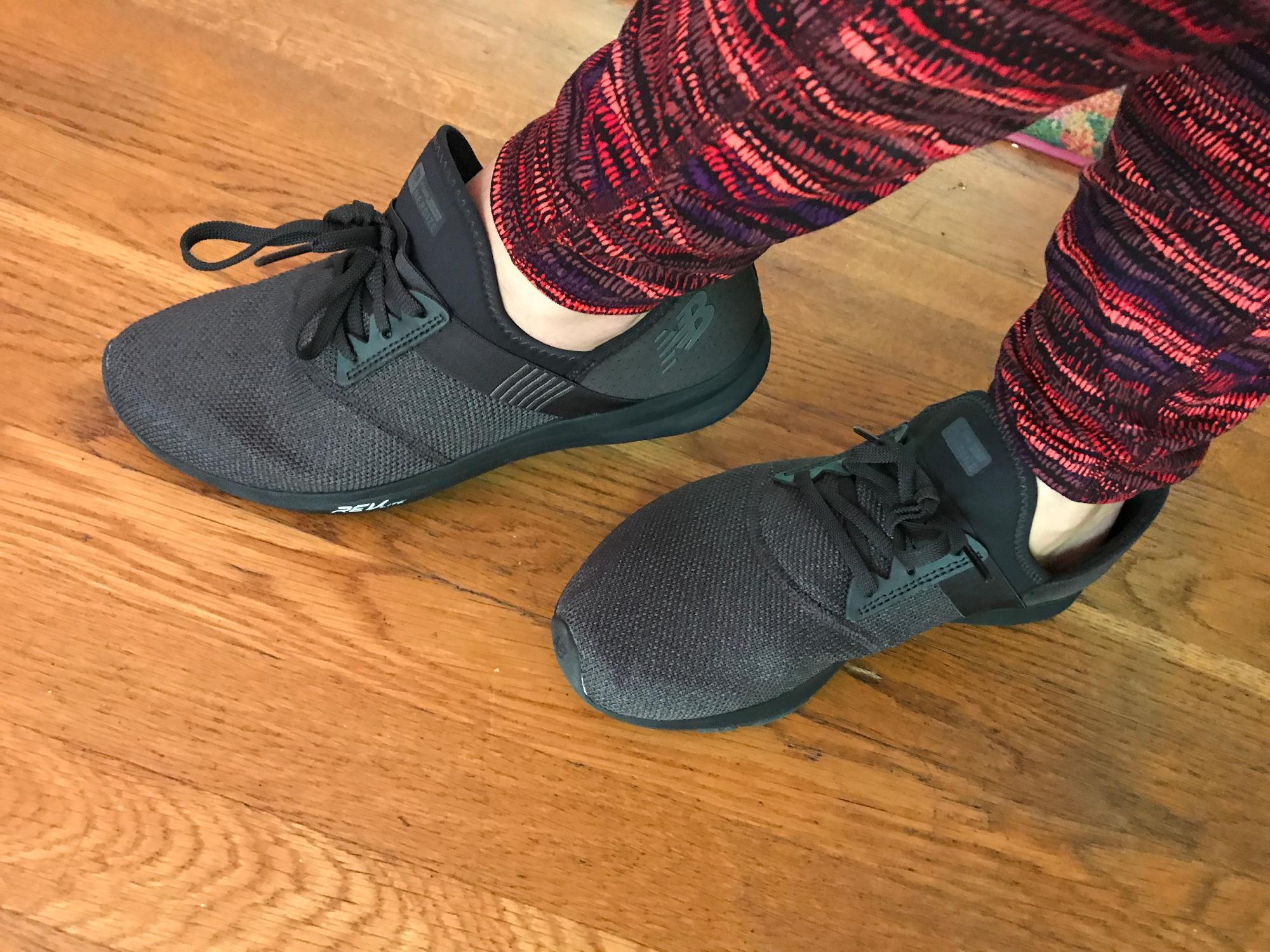 New Balance New Balance FuelCore NERGIZE (OvercastWhite) Women's Cross Training Shoes from Zappos | myweddingShop