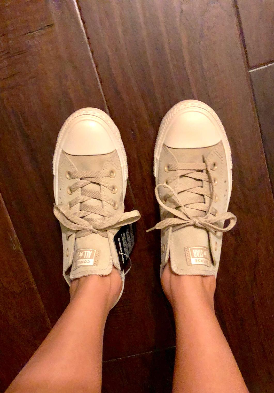 Converse Chuck Taylor® All Star® Ox Perf Suede Reviews