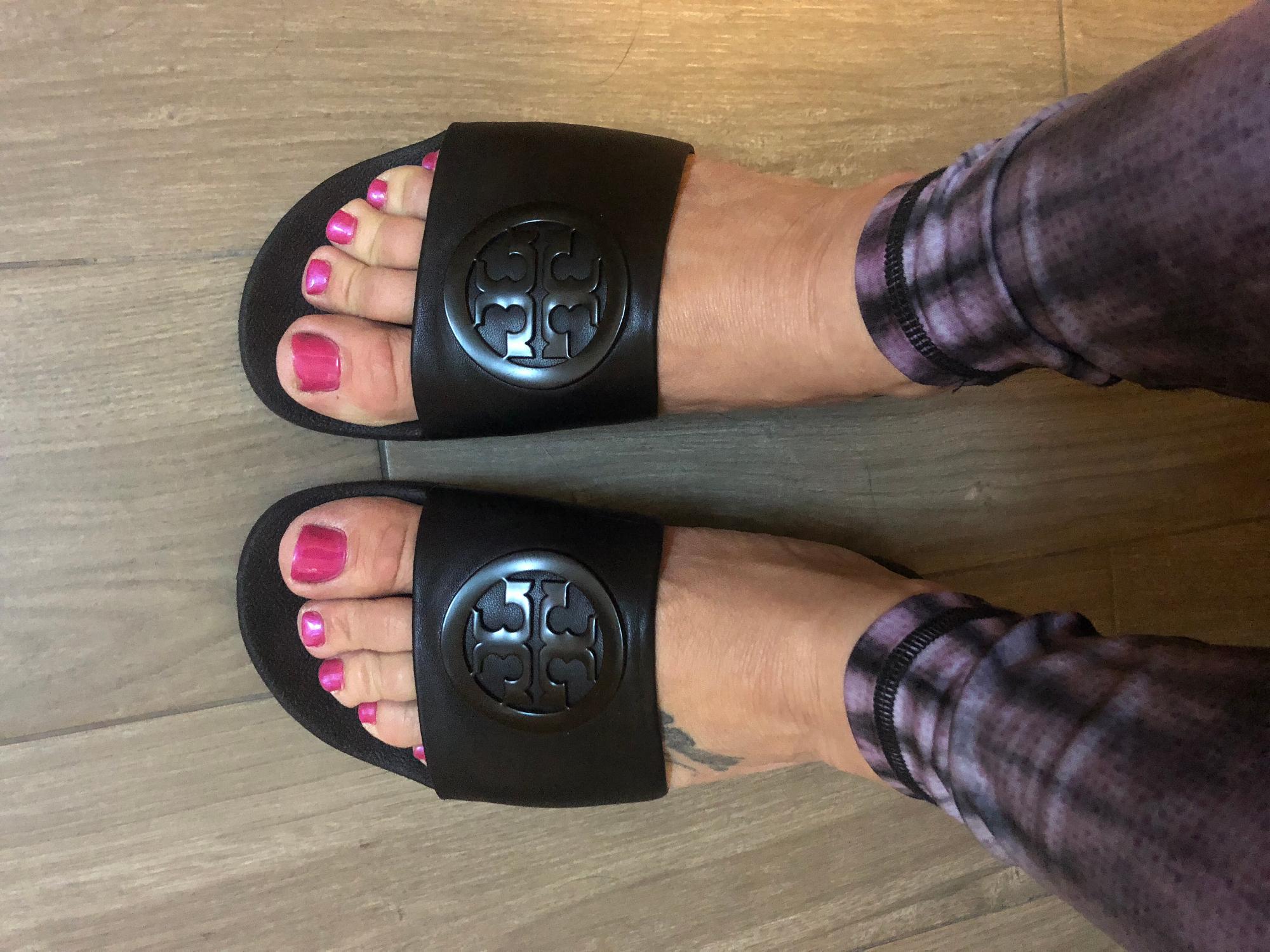 8a8c1b607291 Tory Burch Lina Slide Sandal at Zappos.com