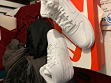 Hacer Escarchado Negrita  Nike Ebernon Mid Reviews | Zappos.com