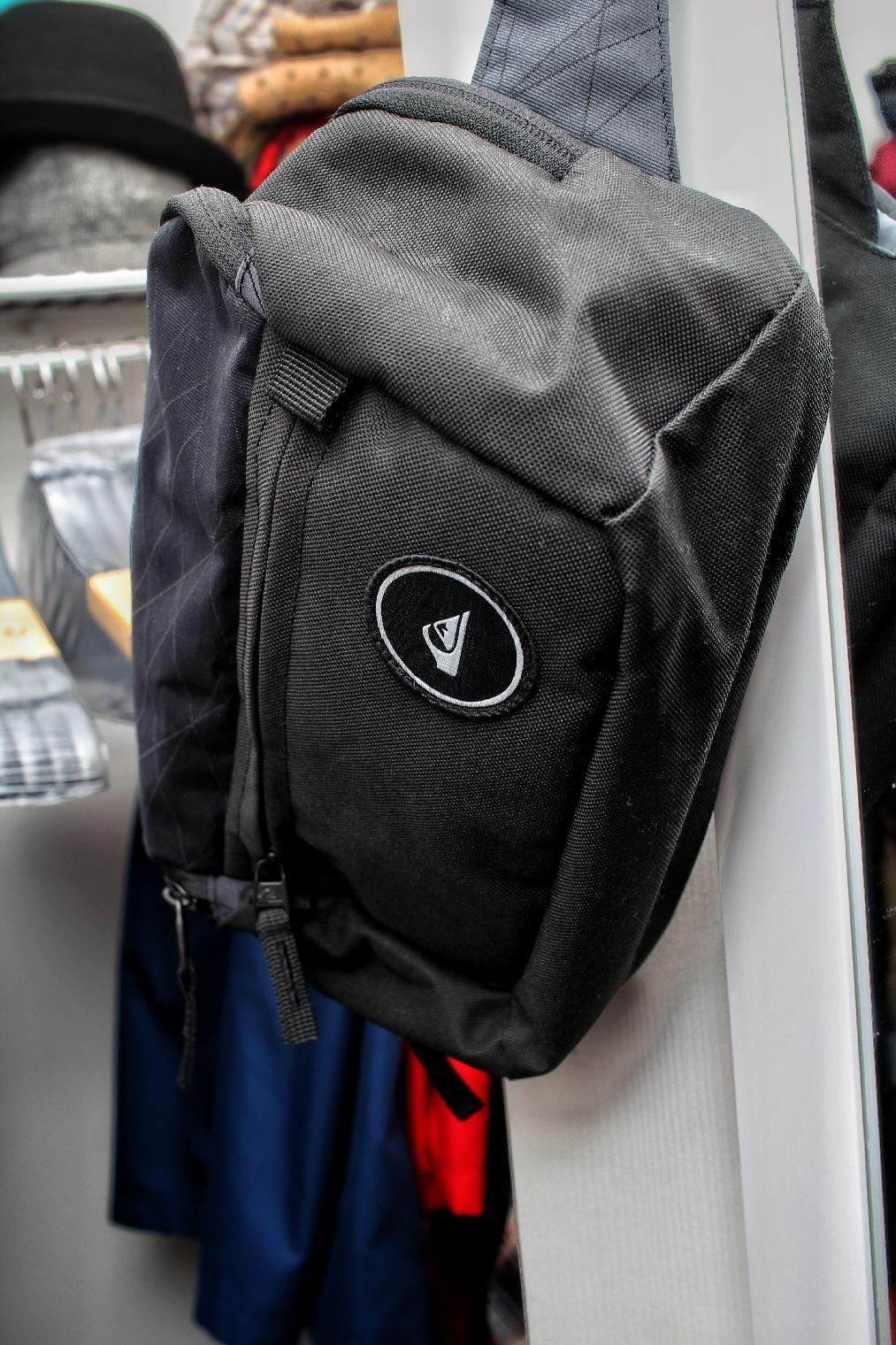 0a46fd0a762b8 Quiksilver Lone Walker II Waist Bag at Zappos.com