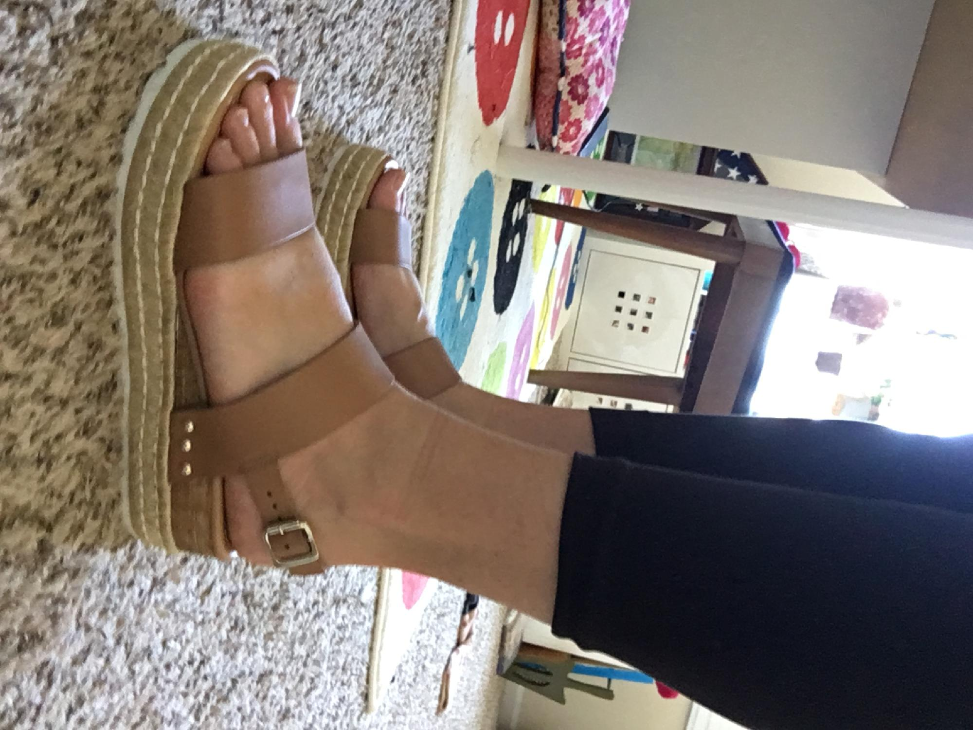 ede656c52c Steve Madden Catia Wedge Sandal at Zappos.com