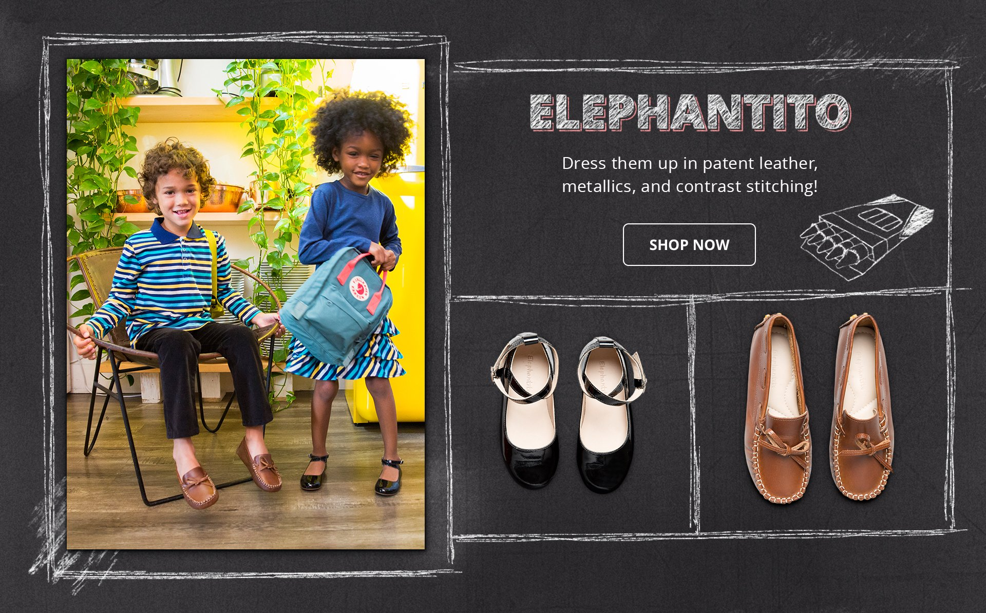 Shop Elephantito Shoes