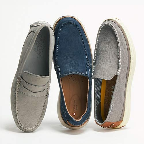 Men's Loafers & Oxfords