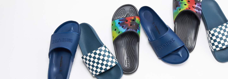 Summer Slides for Men