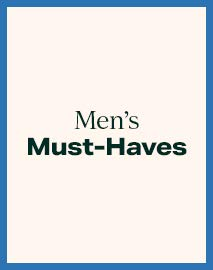 Mens Must Haves