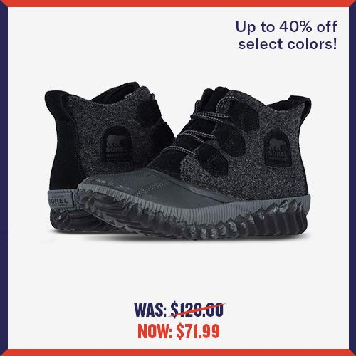 Was: $120.00, Now: $71.99. Up to 40% off select colors!