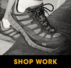 Shop CAT Work Industry Shoes
