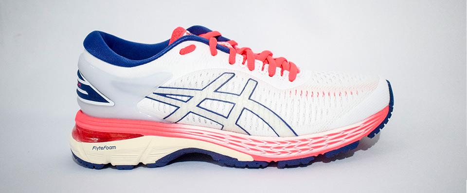 Asics Kayano 25 Running Shoe Review