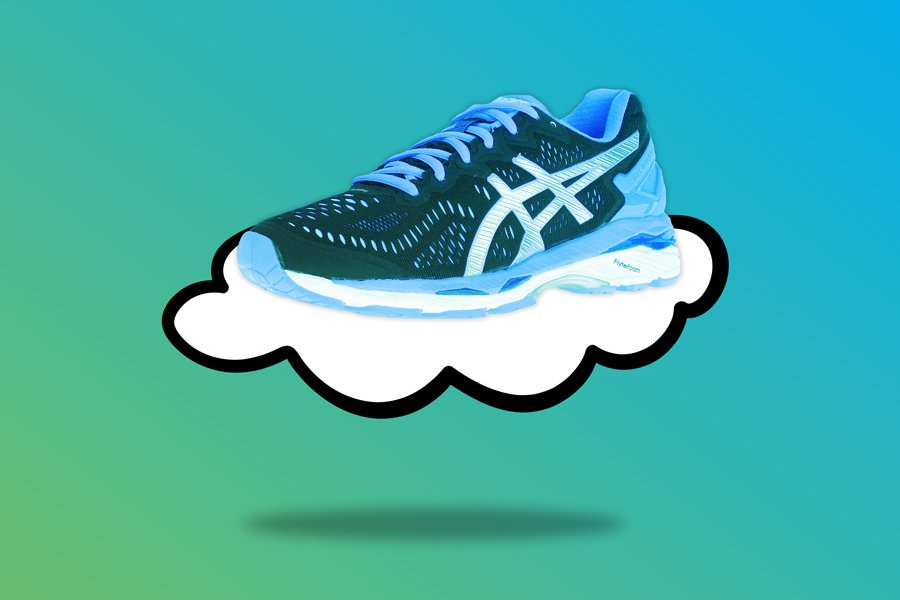 Asics Flytefoam Technology Infographic