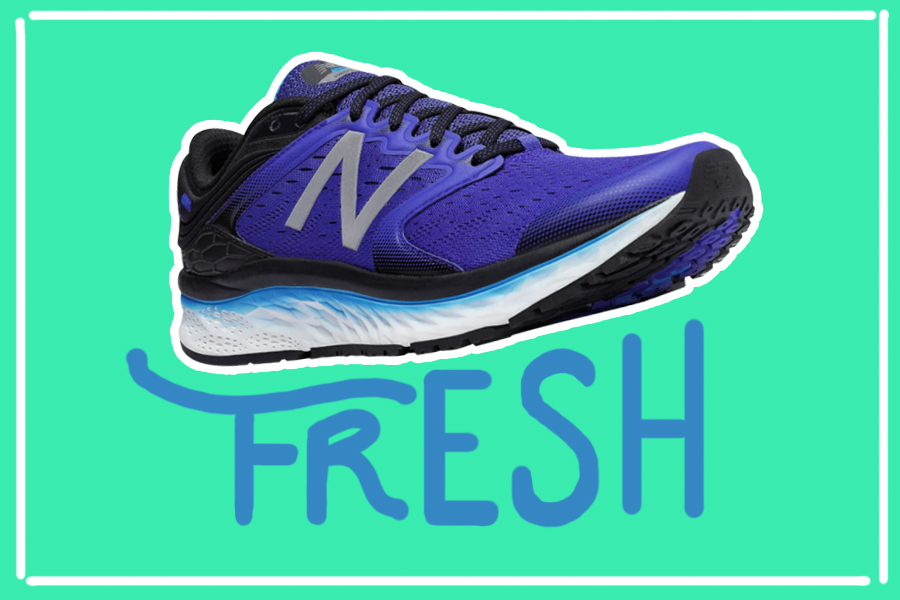 Article about New Balance Fresh Foam 1080 Running SHoe