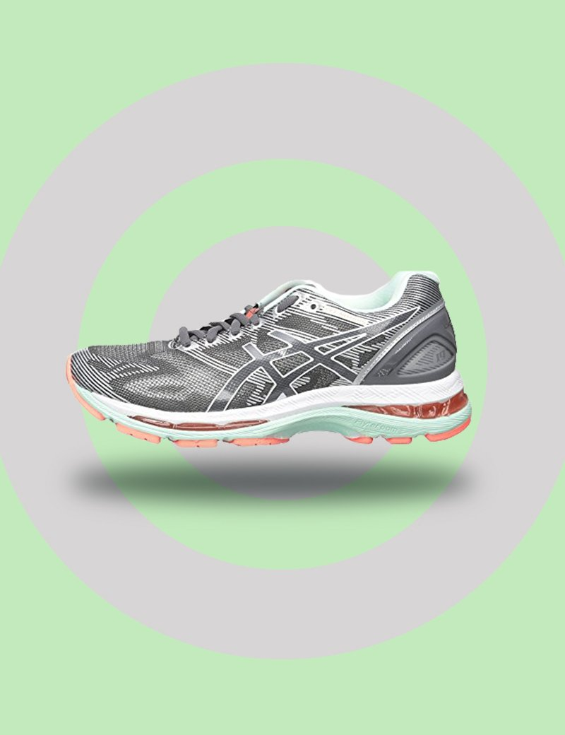 a70074a9b ... the full-length foam midsole, and the shock-absorbing capabilities of  the GEL units gave them the confidence to run long distances without  discomfort.