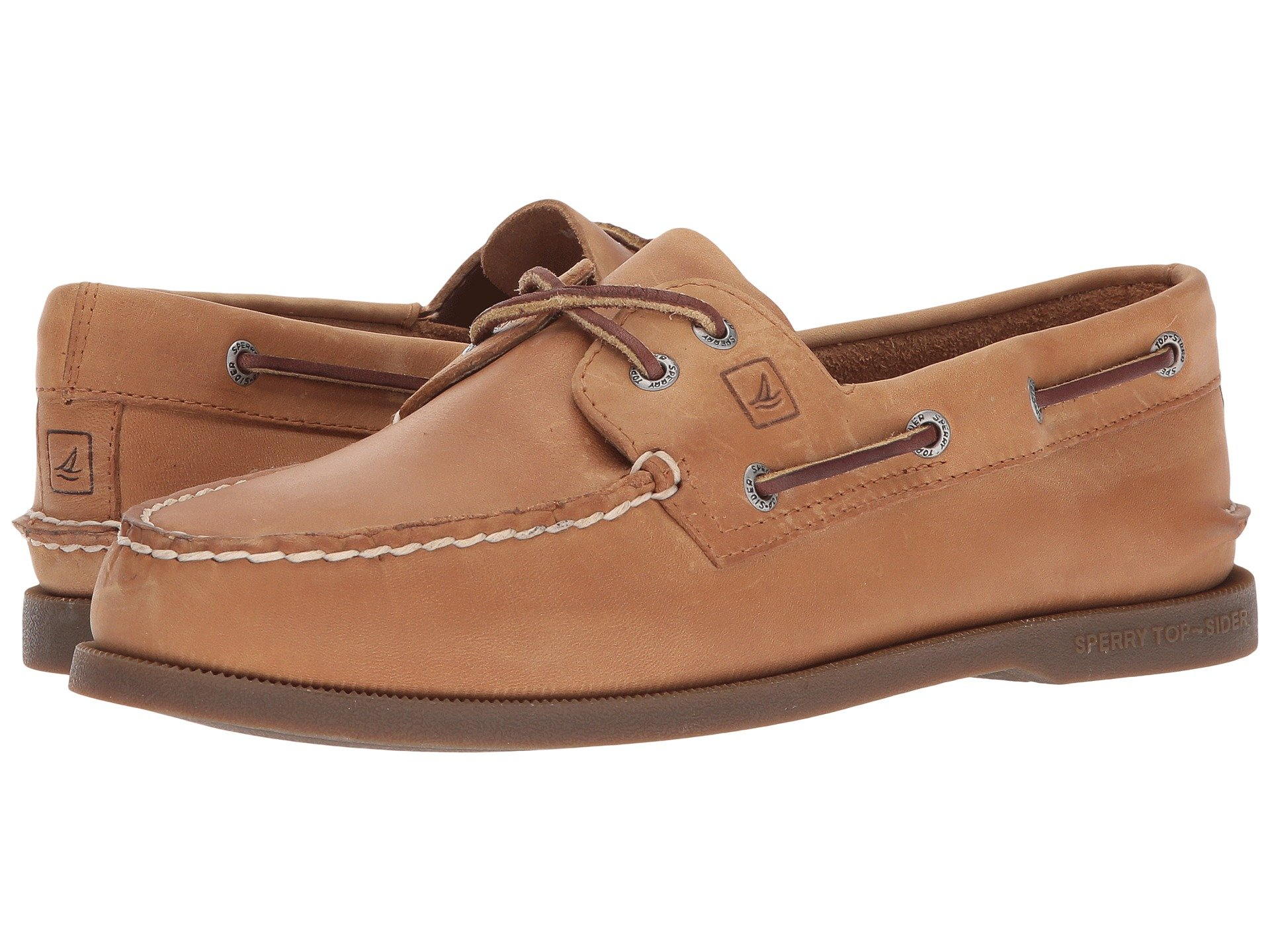 Sperry Topsider Leather Boat Shoe