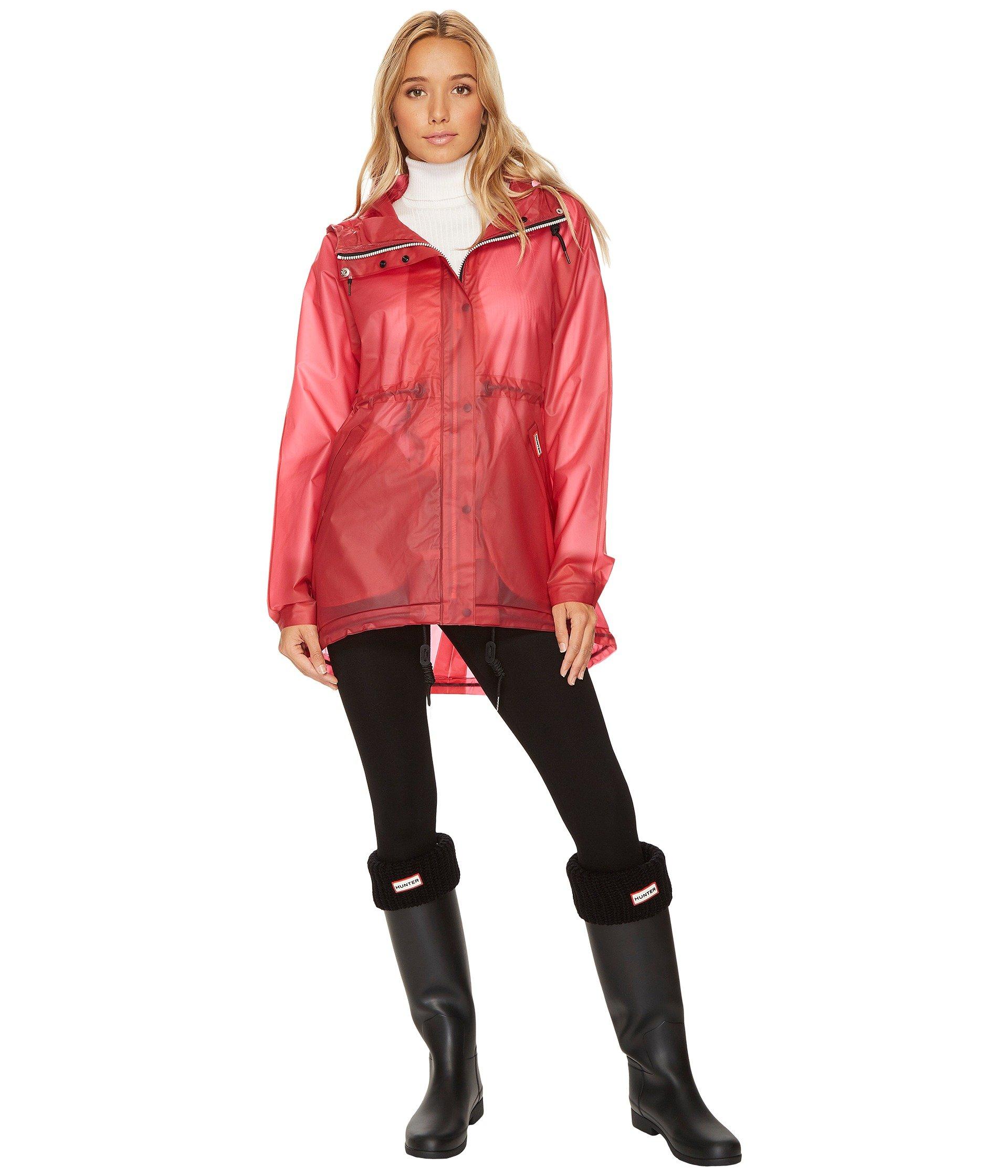 Girls Rain Jackets