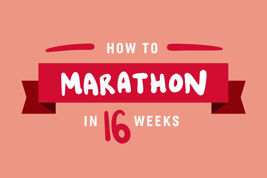 Link to article about running a full marathon