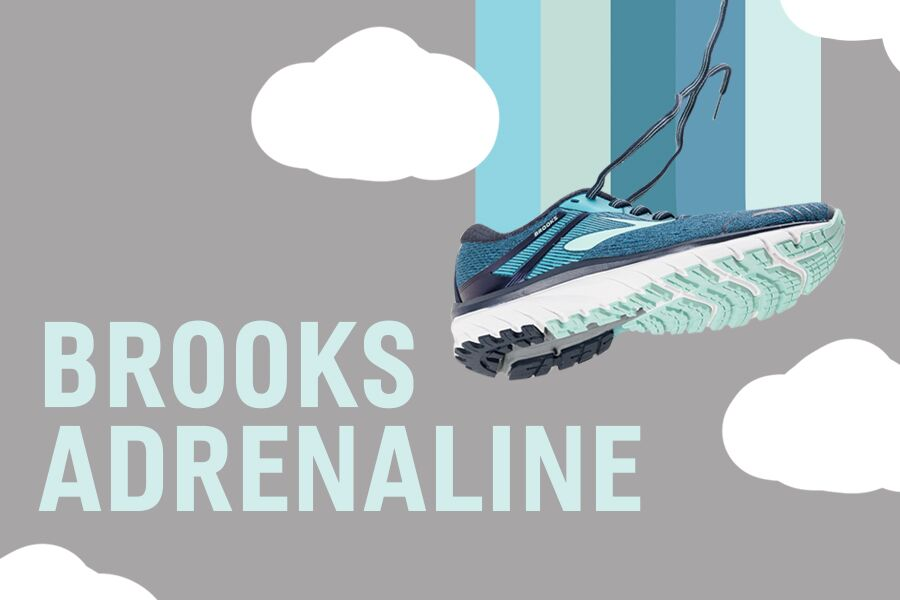 Article about the new Brooks Adrenaline GTS 18.