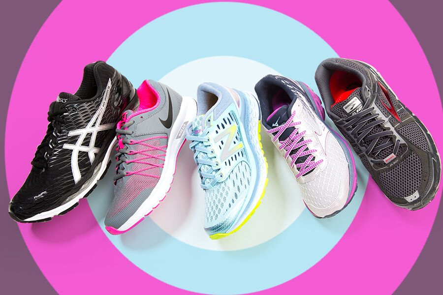 Link to article about buying your first pair of running shoes.