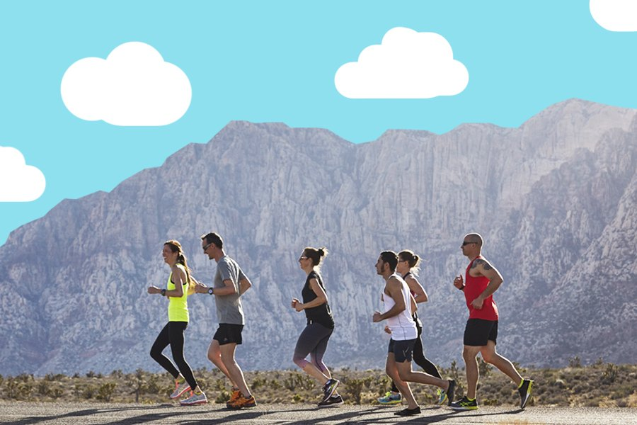 How To Find Your Ideal Running Group