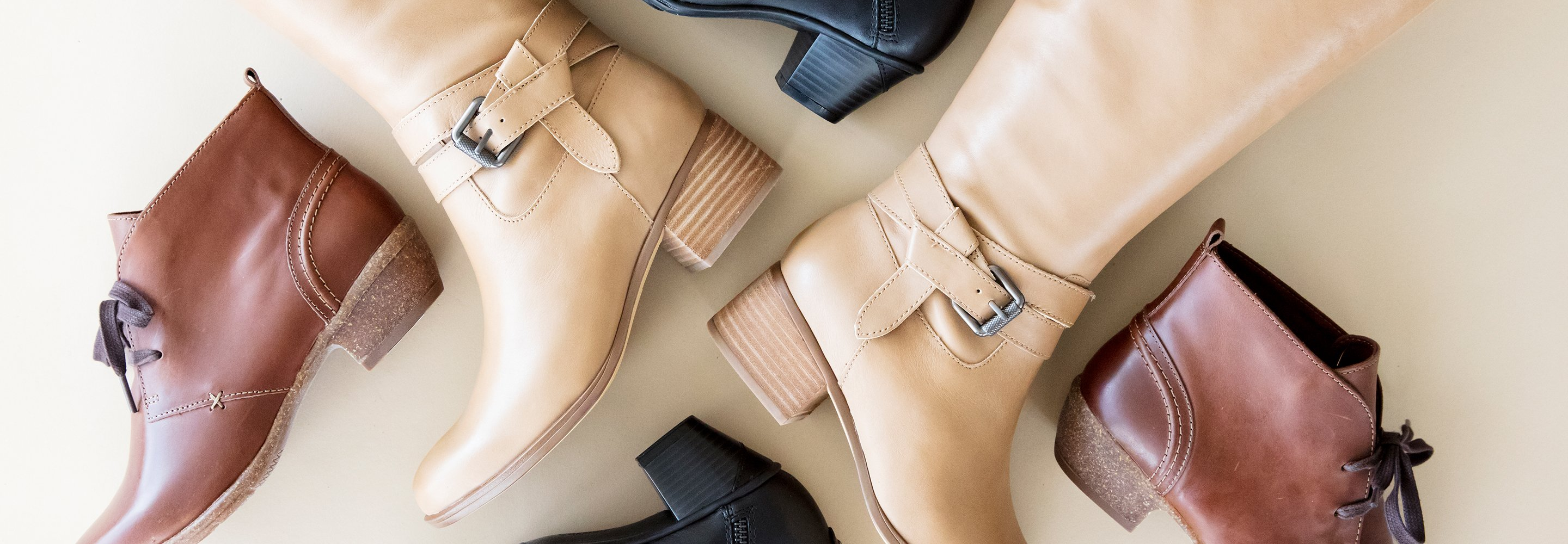 Shop Wide Boots for Fall.