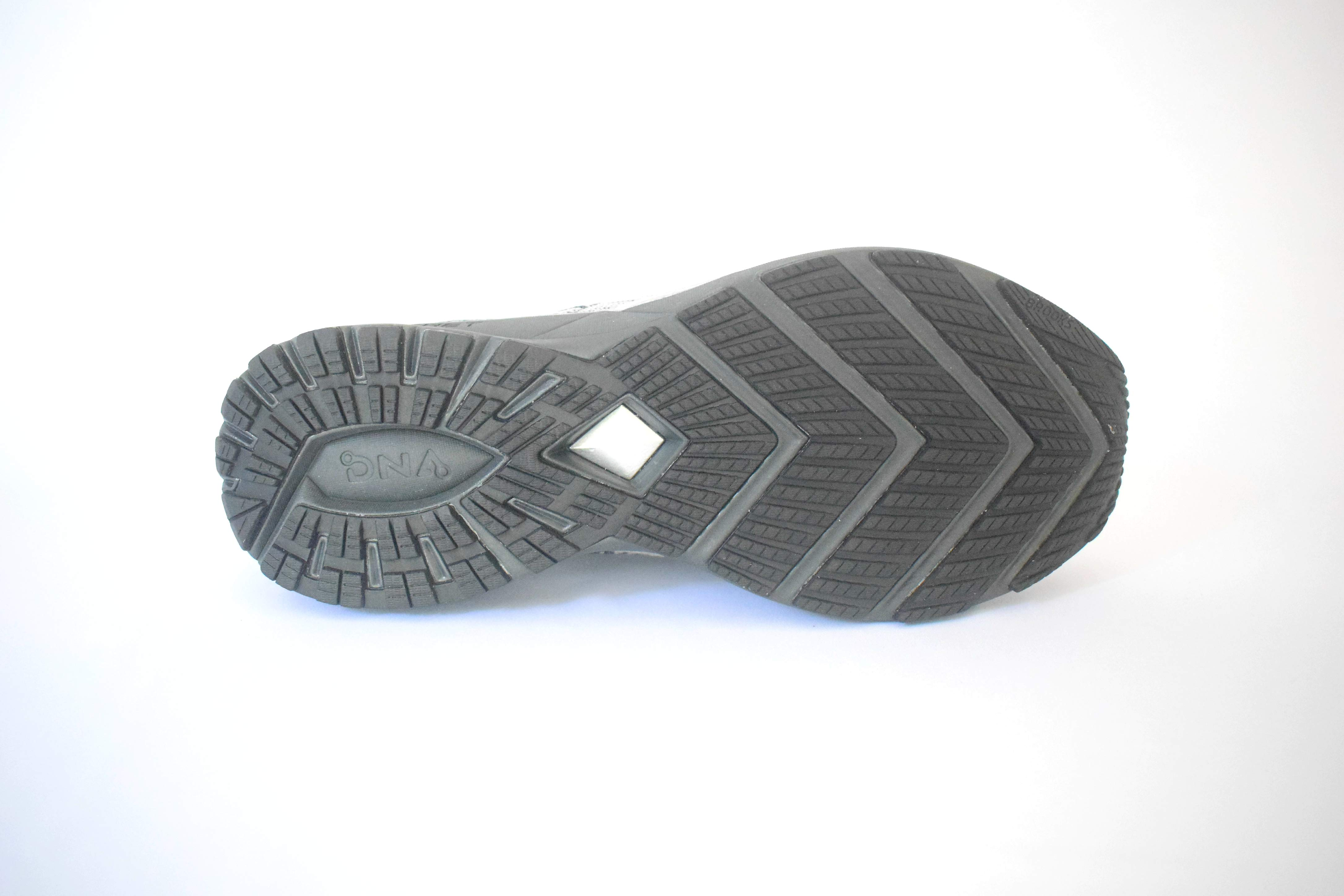 379f7ff2200 Flexibility and durability are two things runners can expect from the  Brooks Ricochet. The outsole is mostly made up of a durable rubber material.