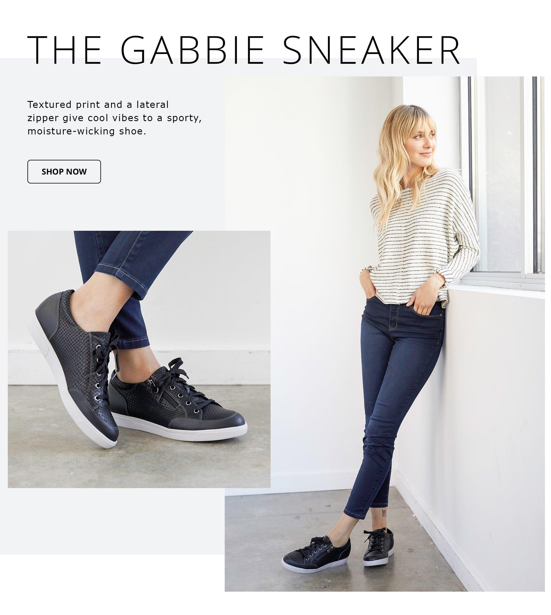 Shop Munro Gabbie Sneaker