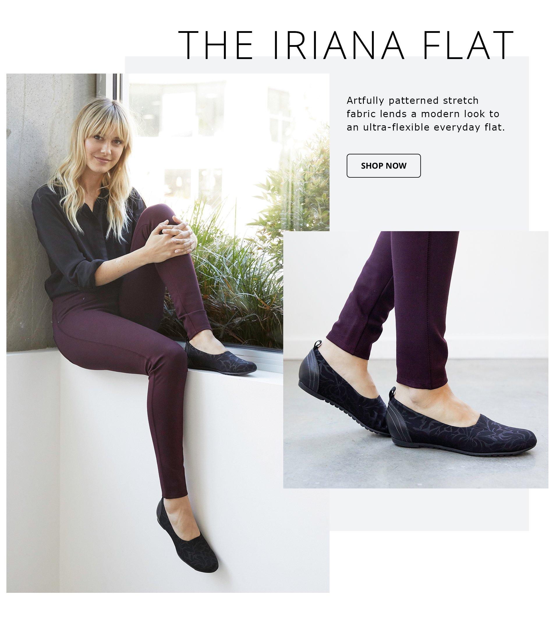 Shop Munro Iriana Flat
