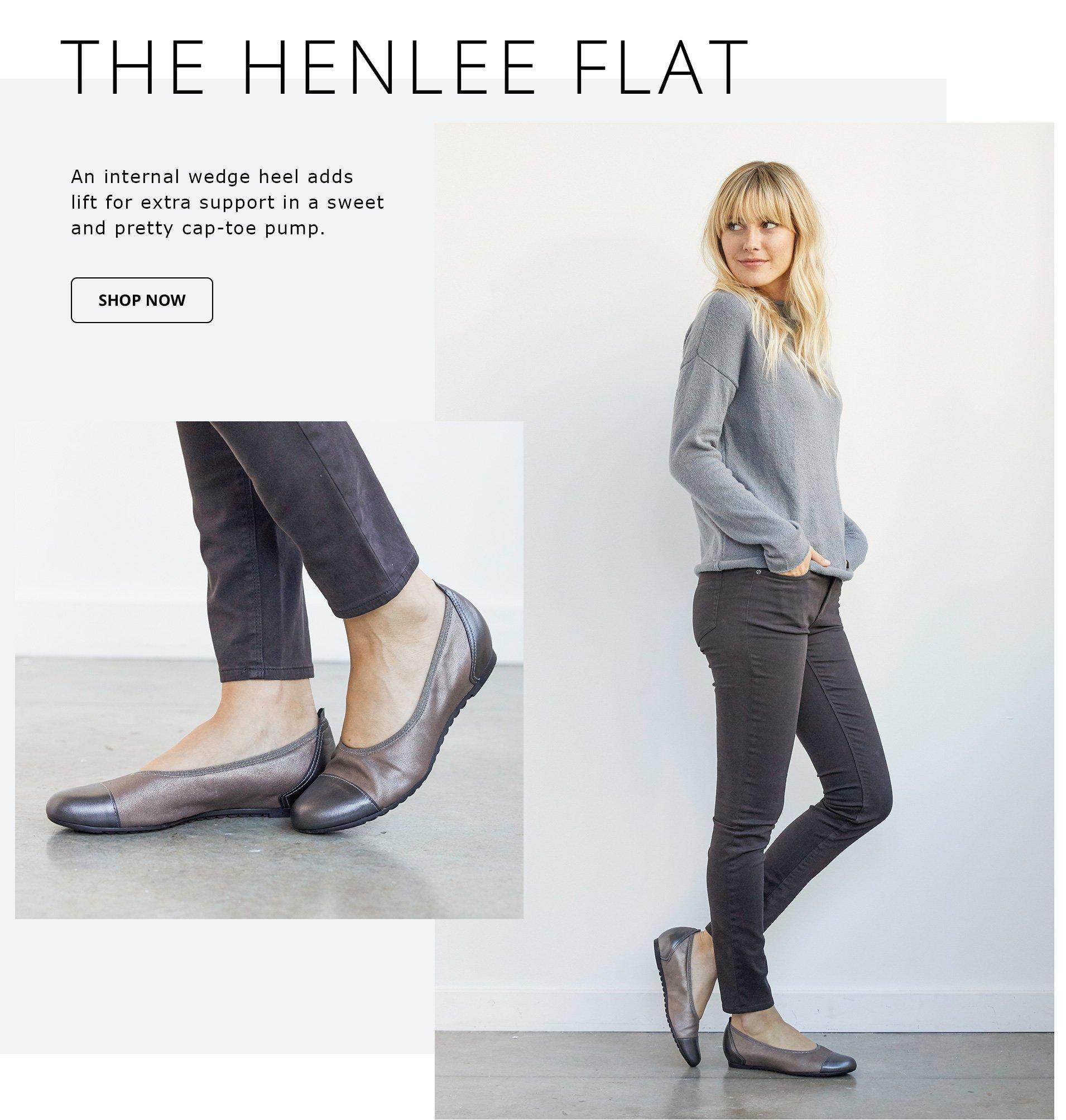 Shop Munro Henlee Flat