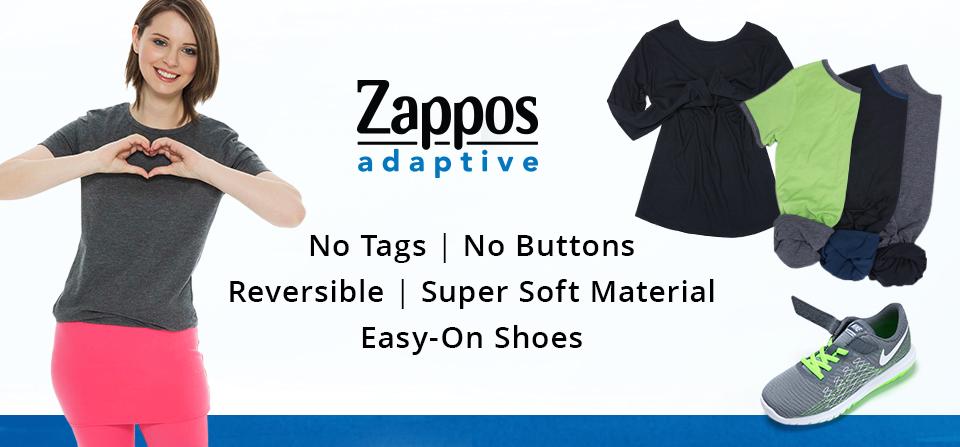 Zappos Adaptive Main Hero