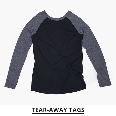 Shop Tearaway Tags Adaptive Clothing