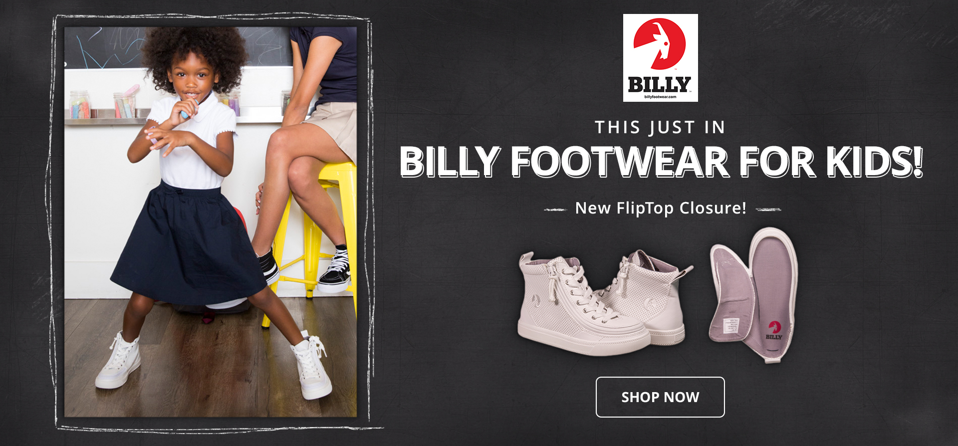 Shop Billy Footwear