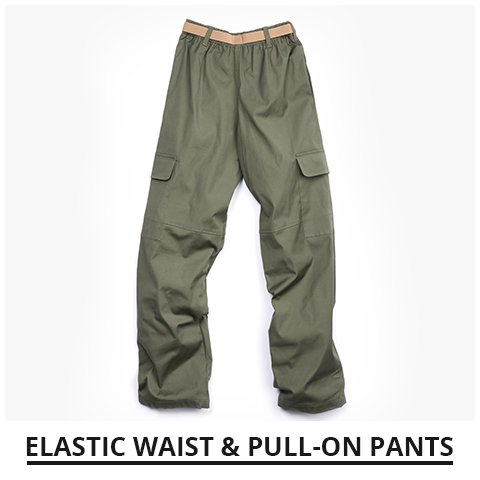 Shop Pull on Pants Adaptive Clothing
