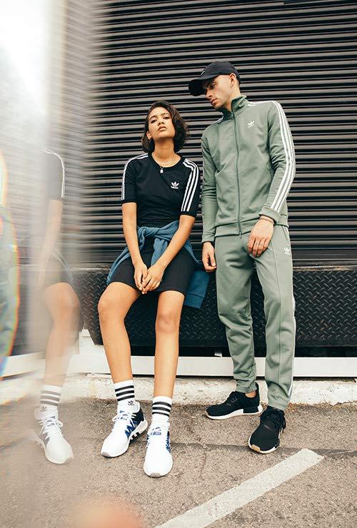 b6cf79960142 adidas Originals  street style at its finest. SHOP CLOTHING