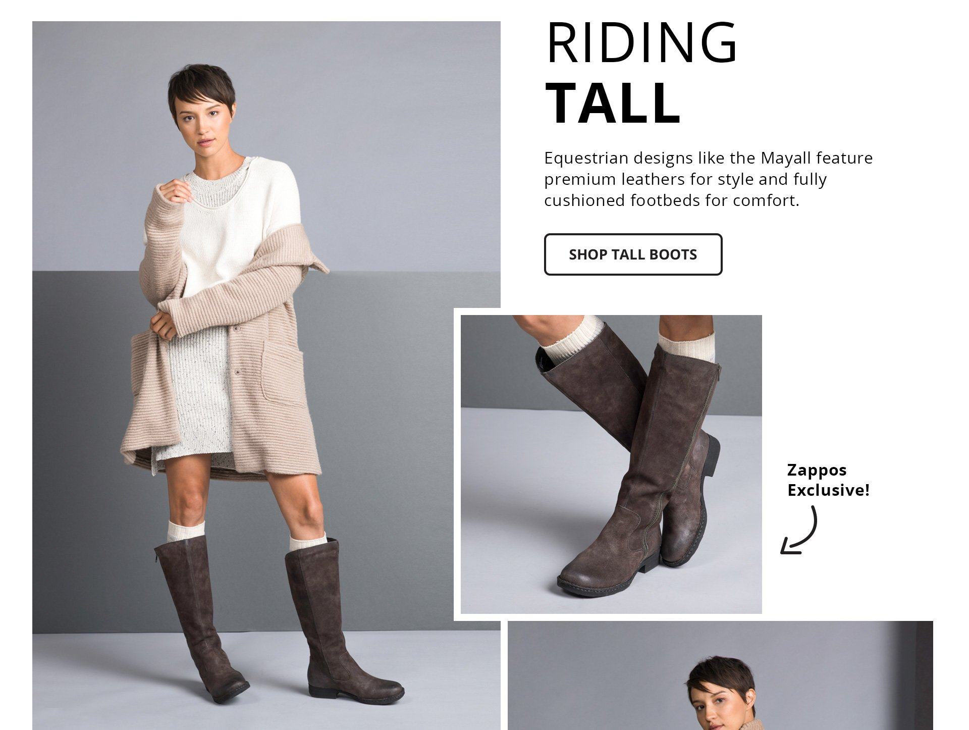 Shop Tall Born Boots