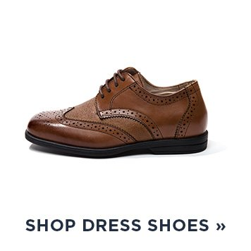 Image of a Boys Dress Shoe