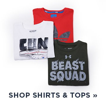 Image of Boys T shirts