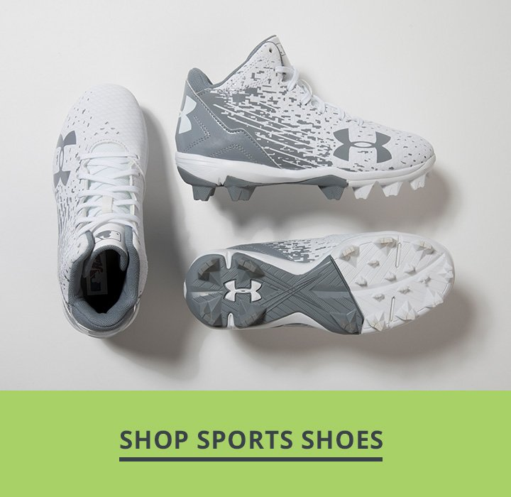Image of Under Armour cleats.
