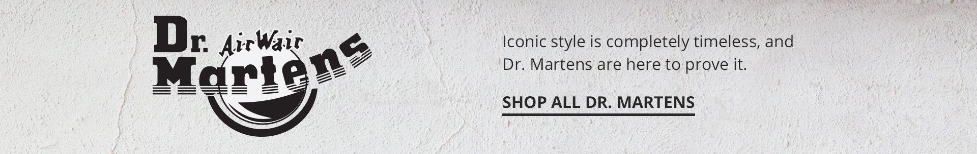 Shop All Dr. Martens Shoes
