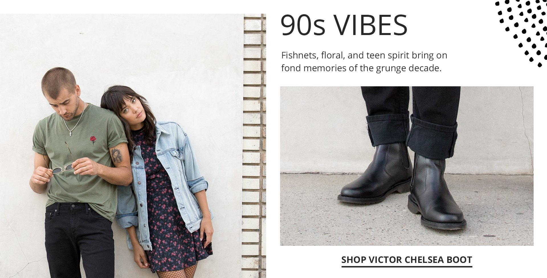 Shop Victor Chelsea Boot