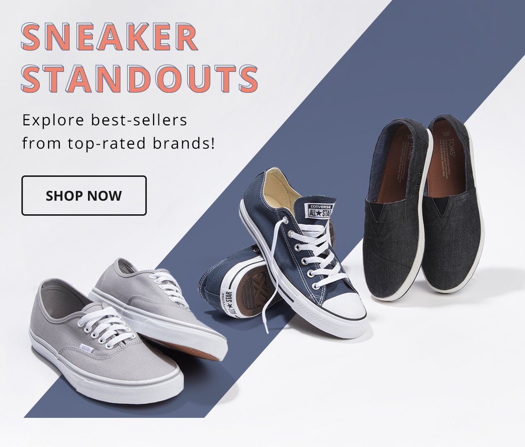 Sneaker Standouts. Explore best-sellers from top-rated brands! Shop Now.