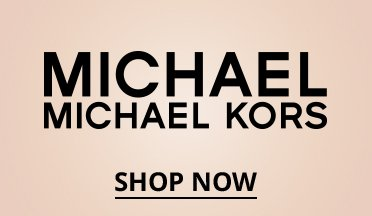 Micheal Michael Kors Logo. Shop Now.