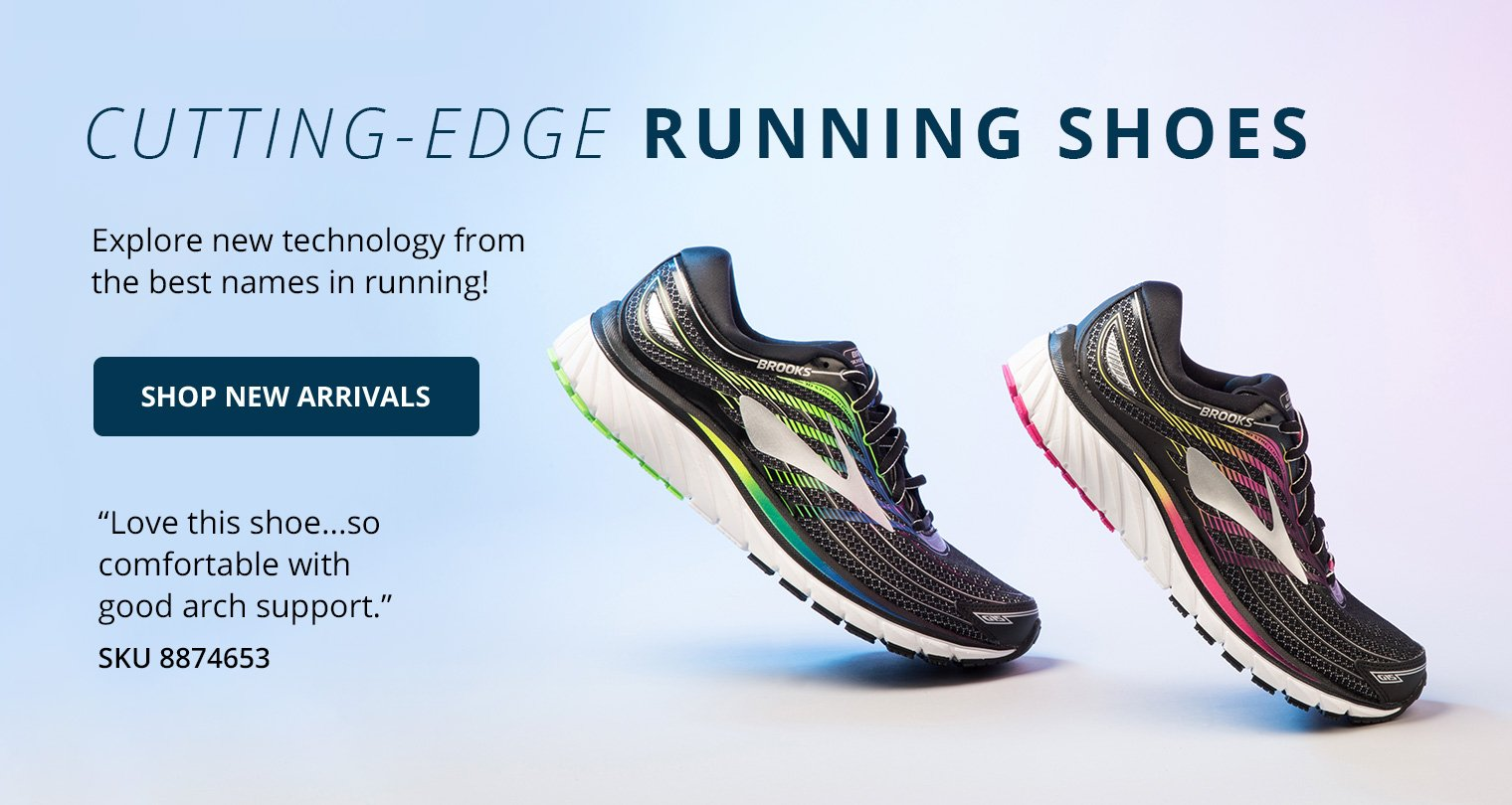 Image of Brooks Glycerine 15 mens and womens shoes.