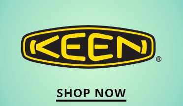 Keen Logo. Shop Now.