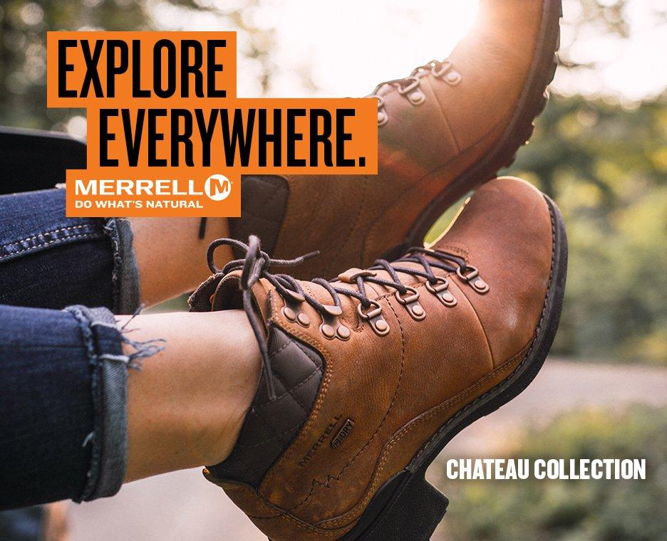 Shop Merrell Image Link.